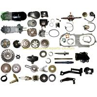 Buy cheap OEM 1PE40QMB 2T Air cooled Scooter Engine Parts , single cylinder type from wholesalers