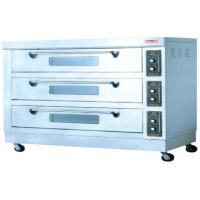 Buy cheap Kitchen Stainless Steel Electric Baking Ovens 18KW With 3-layer 4tray FDX-36BQ from wholesalers