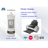 China Eco-friendly Electrical Contact Cleaner Spray , 400ml Printer Head Cleaner Spray on sale