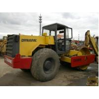 Buy cheap 14 Ton Used Construction Equipment Roller Dynapac CA30PD Double Drum 2,200rpm from wholesalers