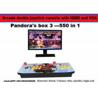 Buy cheap Arcade Controller Joystick Kit Pandora Box 4 hd 645 in 1 Multi Game Board Fight Stick to TV PC 2 Players Arcade Cont from wholesalers