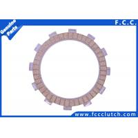 Buy cheap High Performance Clutch Friction Disc Suzuki GS110 GD110 21441-16H10-000 from wholesalers