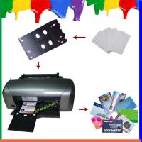 Wholesale Compatible With Canon Inkjet Printer MG5420 5430 5450 5550 PVC ID Card Tray Holder from china suppliers