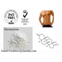 Buy cheap High Purity Mestanolone White Powder Muscle Building Anabolic Steroid CAS 521-11 product