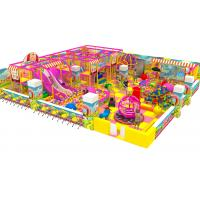 Wholesale Colorful Theme Kids Indoor Playground For Shopping Mall 1680 * 1000 * 350cm from china suppliers