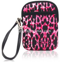 Wholesale Waterproof Multifunctional Neoprene Camera Case With Nylon Layers Insided for cards from china suppliers
