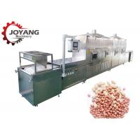 Buy cheap Peanut Microwave Drying And Sterilization Machine Cocoa Bean Dryer Nuts Roasting from wholesalers