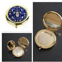 Buy cheap Loose Powder Compact at Mother of Pearl Inlay from wholesalers
