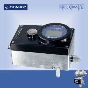 IL-ToP 4bar  - 7bar pneumatic ball valve for regulating valve Manufactures