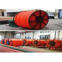 Buy cheap 3 4 6 P Crane Components Power Supply Pvc Housing Copper Conductor Rail Seamless from wholesalers
