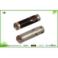 Buy cheap 18650 Stainless Steel E Cig Mechanical Mods stingray x mod clone 22mm*105mm from wholesalers