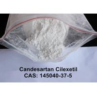 Buy cheap Pharmaceutical Intermediate Candesartan Cilexetil Powder CAS: 145040-37-5 Used For Anti-hypertension from wholesalers