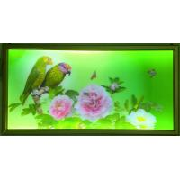 Buy cheap Colorful Undersea Fish 3D Plastic Printing Services Nice Image from wholesalers