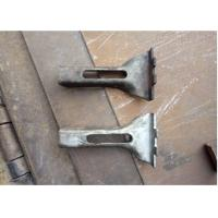 Buy cheap Type A Type C Steel Grating Clips 3mm / 4mm Thickness Low Carbon Steel from wholesalers