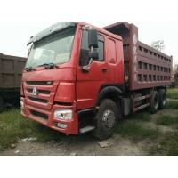 Buy cheap used dumper truck  howo tipper truck sinotruck for sale from wholesalers