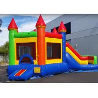 Buy cheap Professional Inflatable Jumping Castle Blow Up Houses For Birthday Parties from wholesalers