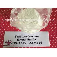 Buy cheap Keeping Young Anabolic Steroid Test E Steroids Testosterone Enanthate CAS 315-37-7 from wholesalers