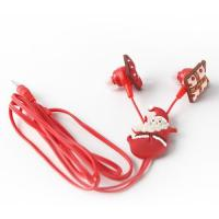 Wholesale Selling pvc,silicone rubber material high quality mp3 ear earphone promotional gifts from china suppliers