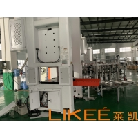 Buy cheap Aluminum Foil 3Phase Lunch Box Making Machine Household 13Ton from wholesalers