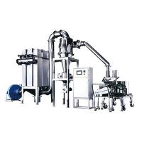 Buy cheap Fine Pulverizing Machine 200kg/H Pharmaceutical Processing Equipment from wholesalers