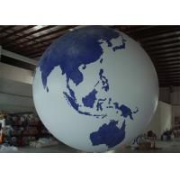 Buy cheap Fully Printing Inflatable Balloon For Advertising With 0.2 Mm PVC from wholesalers