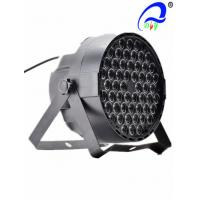Buy cheap Magic Effect LED Par Can Lights 54PCS 3W RGBW Sound Activated Auto DMX512 from wholesalers