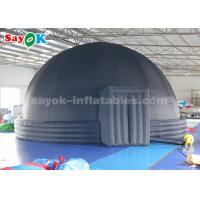 Buy cheap 7m 100% Blackout Blow Up Planetarium Oxford Cloth + Projection Fabric from wholesalers