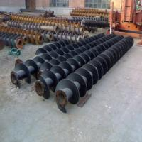 Buy cheap Spiral drill pipes /twist drill rod for coal mining from wholesalers