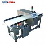 Buy cheap FDA Conveyor Belt Metal Detector 304 Stainless Steel For Food Detection Industry from wholesalers