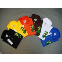 Buy cheap new style Lacoste men polo shirts ,100% cotton polo fashion shirts from wholesalers