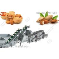 Wholesale Almond  Shelling Machine production line with high effiency and large capacity China supplier from china suppliers