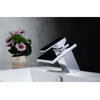 Buy cheap 2014 new style bathroom taps stainless steel single handle bathroom basin faucet from wholesalers
