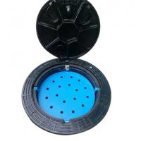 Buy cheap A15/B125 Sand Casting Cast Grey Iron Drainage Manhole Covers for Manhole from wholesalers