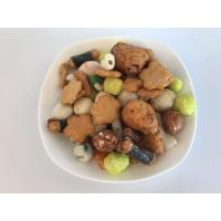 Buy cheap Peanut / Rice 2 Food Snacks Spicy Cracker Mix Low Calorie In Retailer Bags from wholesalers