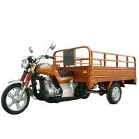 Buy cheap 250cc Three Wheel Cargo Motorcycle , Cargo Motor Tricycle Air Cooling Engine from wholesalers