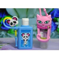 Buy cheap Empty Hand Sanitizer Bottle  With Silicone Hand Sanitizer Pocketbac Holder  from wholesalers