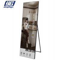 Buy cheap Advertising equipment LED banner board floor standing LED screens from wholesalers