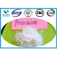 Buy cheap Prilocaine Pain Reliever Local Anaesthetic Agents With Safe Delivery , CAS 721-50-6 from wholesalers