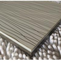 Buy cheap Indoor Melamine MDF  / Plain MDF board ECO - Friendly Construction Building Materials from wholesalers