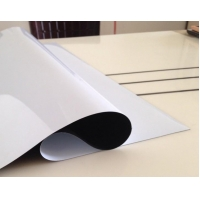 Buy cheap Flexible 0.35mm 0.8mm Magnetic Sheet Rolls Eco Solvent Printable from wholesalers