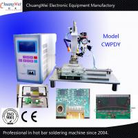 Buy cheap Heat Sealing Hot Bar Welding Machine With PID Temperature Control from wholesalers