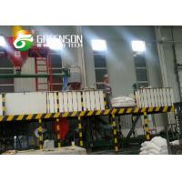 Buy cheap Fireproof / Waterproof Mgo Board Production Line Automatic Magnesium Oxide Board Machine from wholesalers