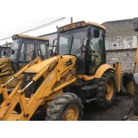Buy cheap Jcb 3cx Used Backhoe Loader Uk Made With Four In One Front Bucket from wholesalers