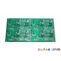 Wholesale TG130 FR4 PCB Industrial Circuit Board 4 Layers With HASL Surface Finish from china suppliers