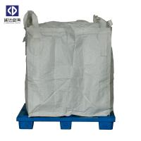 Wholesale Custom 1 Ton Jumbo Bag , FIBC Polypropylene Jumbo Bags For Cement Fertilizer from china suppliers