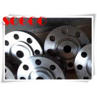 Wholesale Nickel 200 / 201 Stainless Steel Flanges , Pure Nickel Flanges For Valve Industry from china suppliers