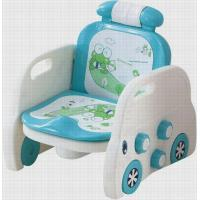 Buy cheap baby potty with wheels and brake multifunctional chair with adjustable  backrest from wholesalers
