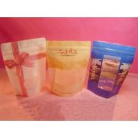 Buy cheap Zipper Foil Pouch Packaging , Ziplock Rice / Tea Packaging Pouch from wholesalers