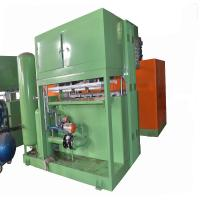 Buy cheap Paper Pulp Egg Carton / Egg Tray Moulding Machine Easy Operate 2 Years Warranty from wholesalers