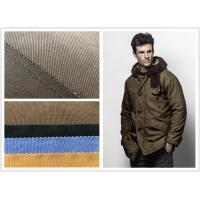 Buy cheap Twill Breathable Outdoor Mechanical Stretch Stripes Cationic Fabric Waterproof For Jacket Winter Wear from wholesalers
